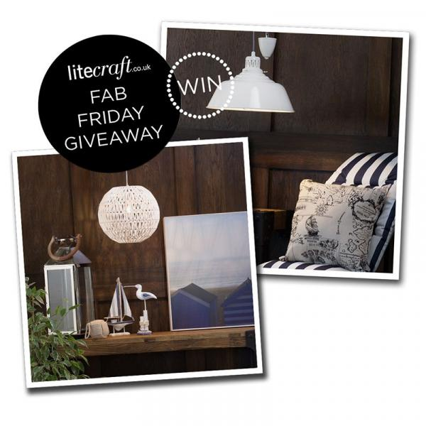 COMPETITION: Win a Nautical Breeze Inspired Light