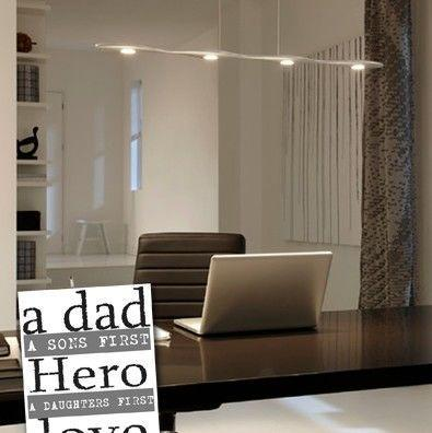 Home Office Lighting, Desk Lamps & Fathers Day Ideas