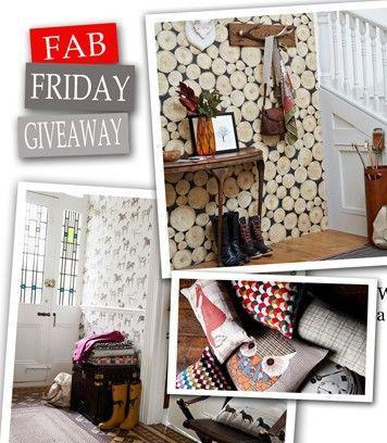 Fab Friday Giveaway Autumn Accent… Competition Closed!