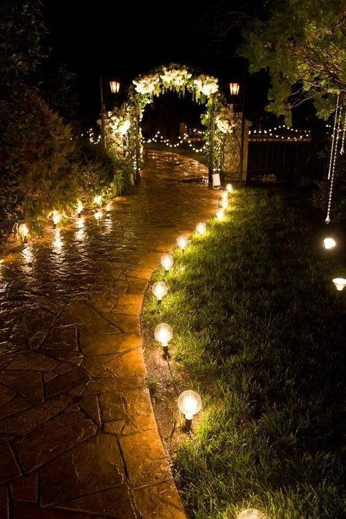 Get ready for summer events with Garden Lights