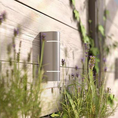 Transform your exteriors with Outdoor Steel Lighting