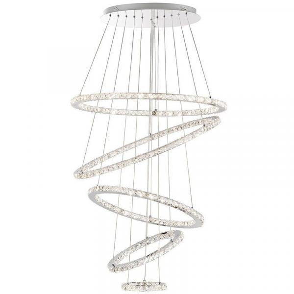 Lighting solutions for loft style living room