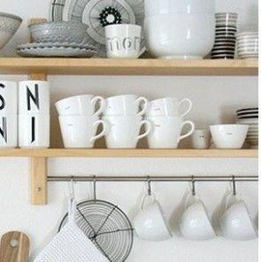 Be Inspired : Storage Ideas, Shelving