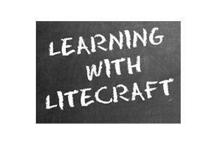 Learning with Litecraft : Thomas Edison
