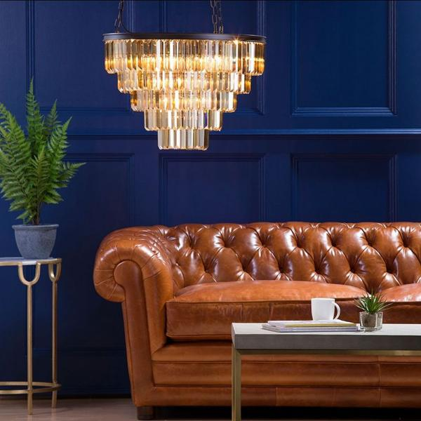 Industrial meets elegance with our new Heritage Ingot Lighting Collection