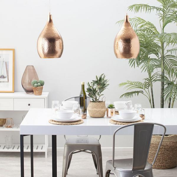 Double up and Dine with our selection of Pendant Lighting