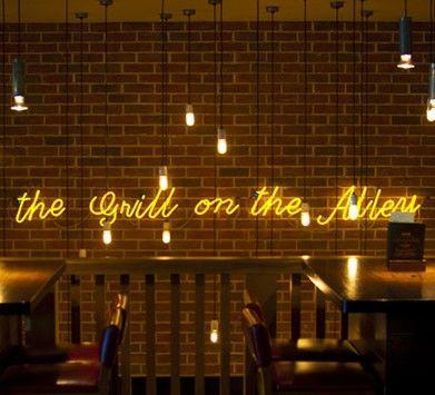Litecraft City Guide : The Grill on the Alley