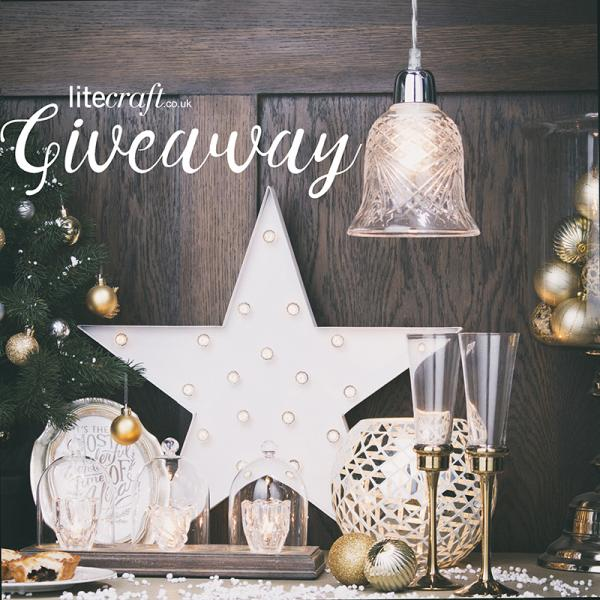 Litecraft's Sparkling Christmas competition giveaway