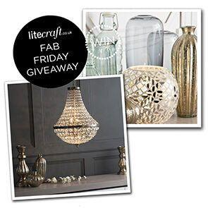 COMPETITION: WIN A MOROCCAN INSPIRED LAMP