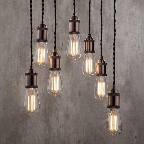 New Industrial Lighting Range - Alton & Braided Cable Lighting