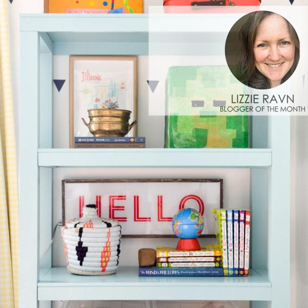 Meet Lizzie Ravn - Blogger of the month
