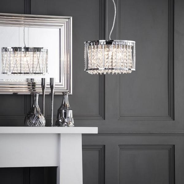 How to use mirrors for lighting and style in your home