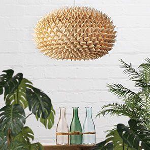 Jungle Trend Inspired Interiors