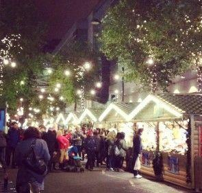 Litecraft City Guide : Manchester Christmas Markets