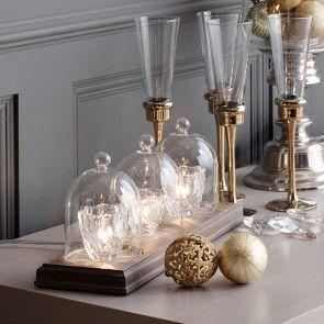 NYE Edit: Champagne Charm Party Lighting Ideas