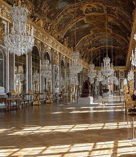 Litecraft City Guide Crystal Edition: Versailles - Hall of Mirrors