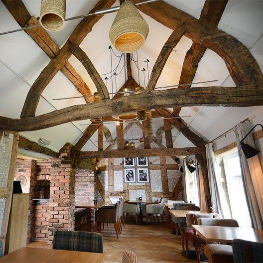 Cosy Cabin Interior Inspiration at The Nags Head, Haughton
