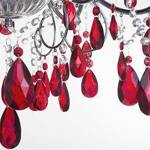 Interior Inspiration: Crimson Kisses