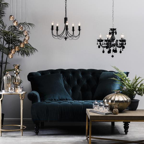 Add a new season style with our Halcyon Days interior trend
