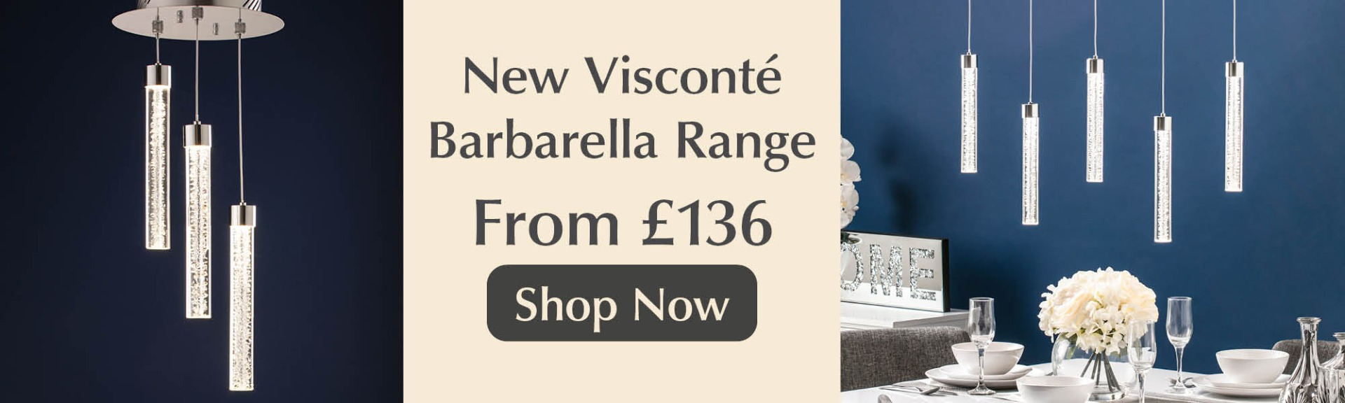 New Visconte Barbarella Range from £136. Shop now