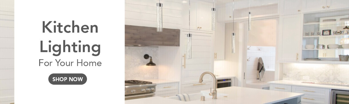 Kitchen lighting for your home. Shop now