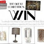 Fab Friday Giveaway…. Winner Announced!