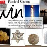 Fab Friday Giveaway... Festival Season
