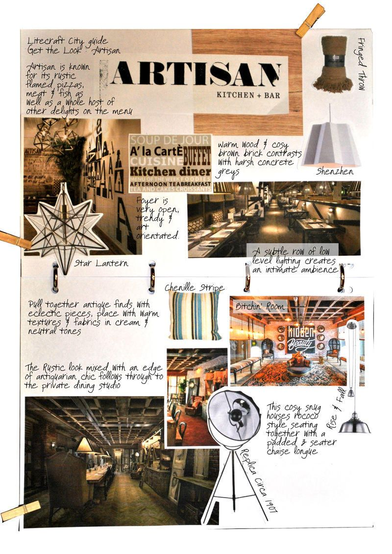 Artisan Interior Look Book