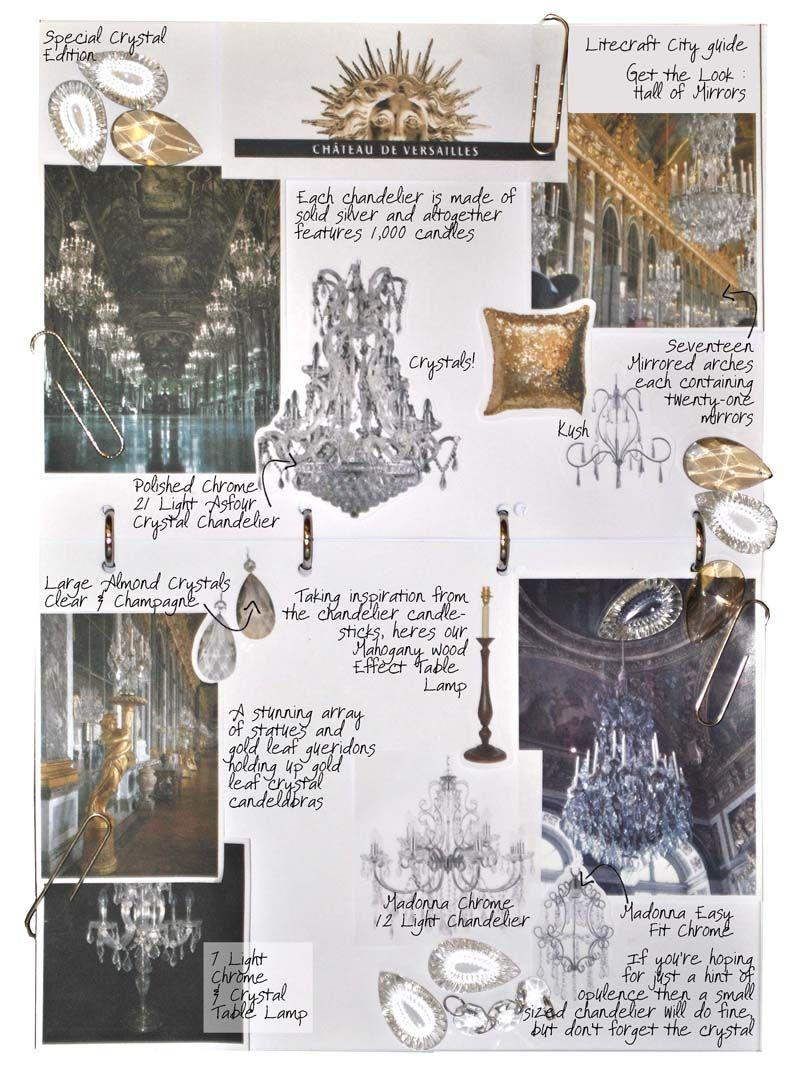 Litecraft City Guide Crystal Edition Versailles Hall Of