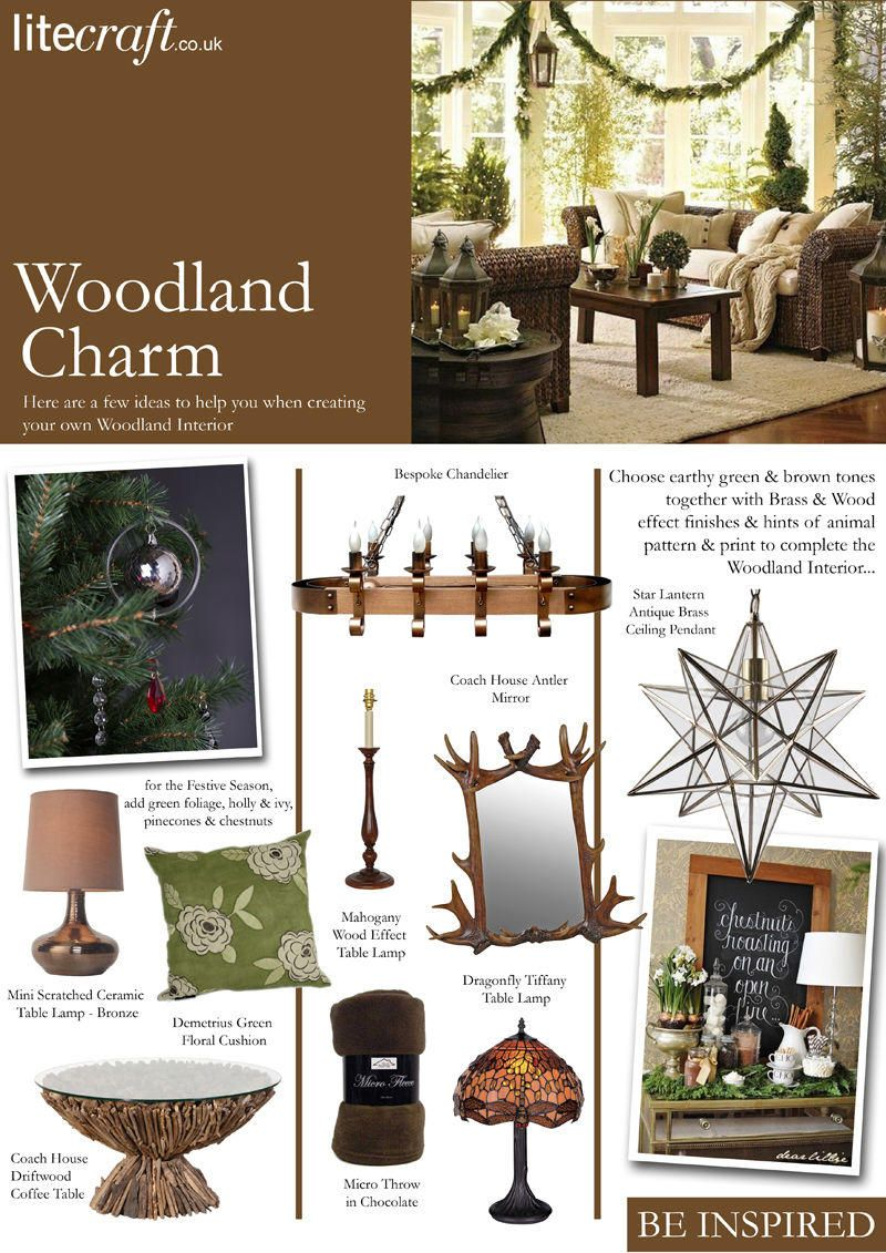 Be Inspired : Woodland Charm