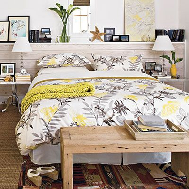 Storage Ideas - Bedroom Shelving