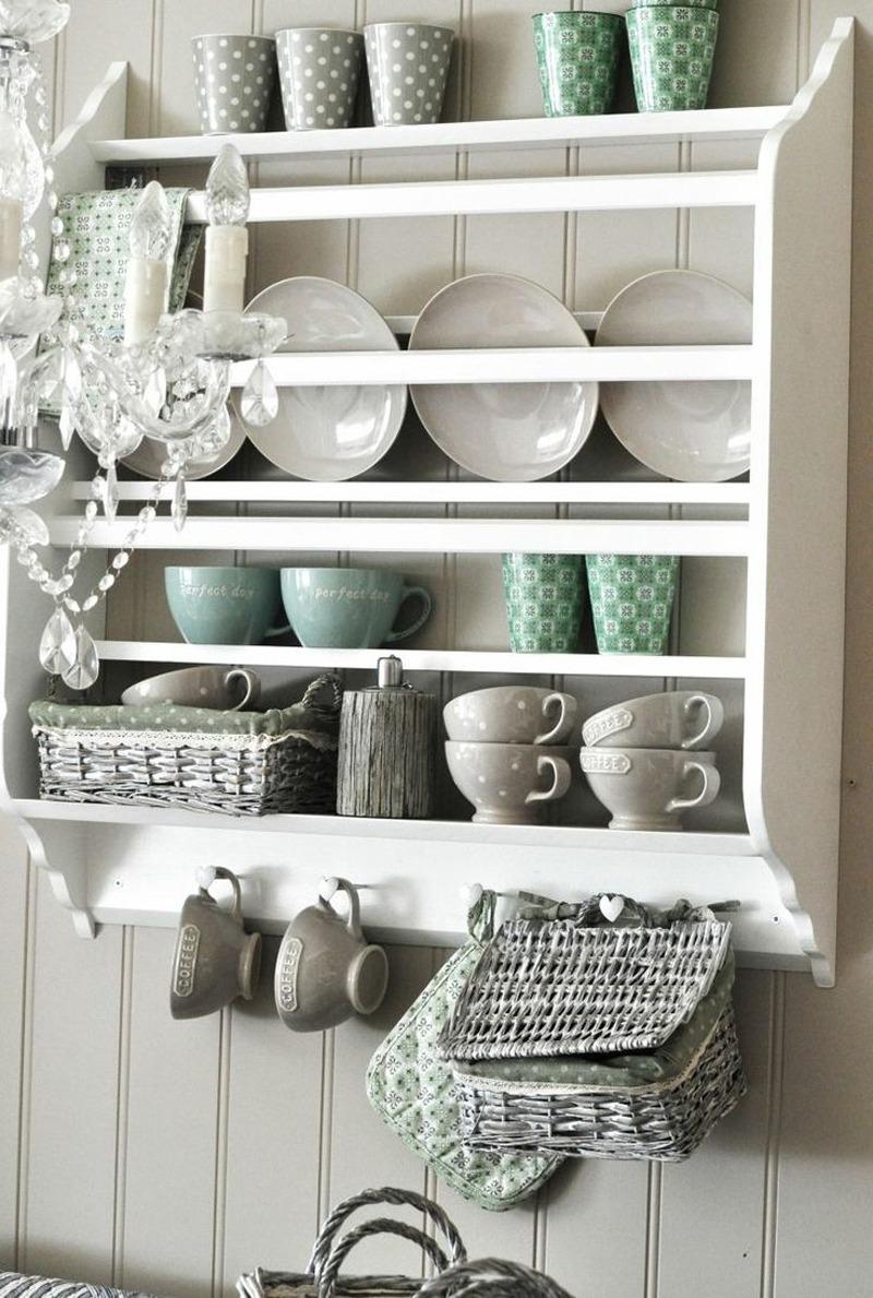 Storage Ideas - Kitchen Shelving