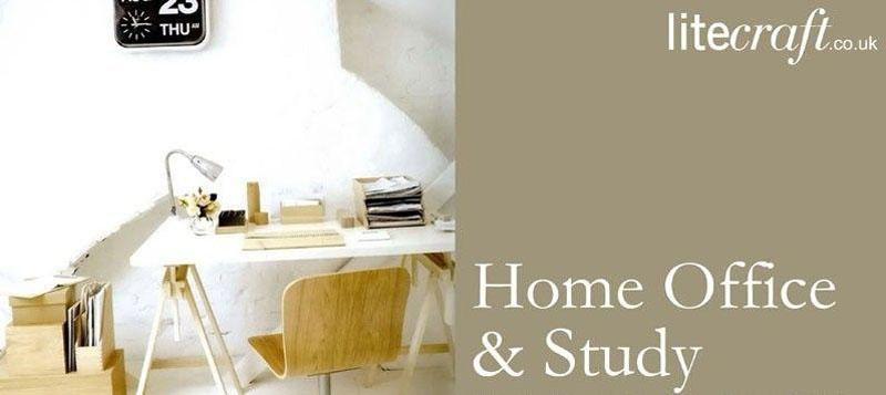 home office lighting banner