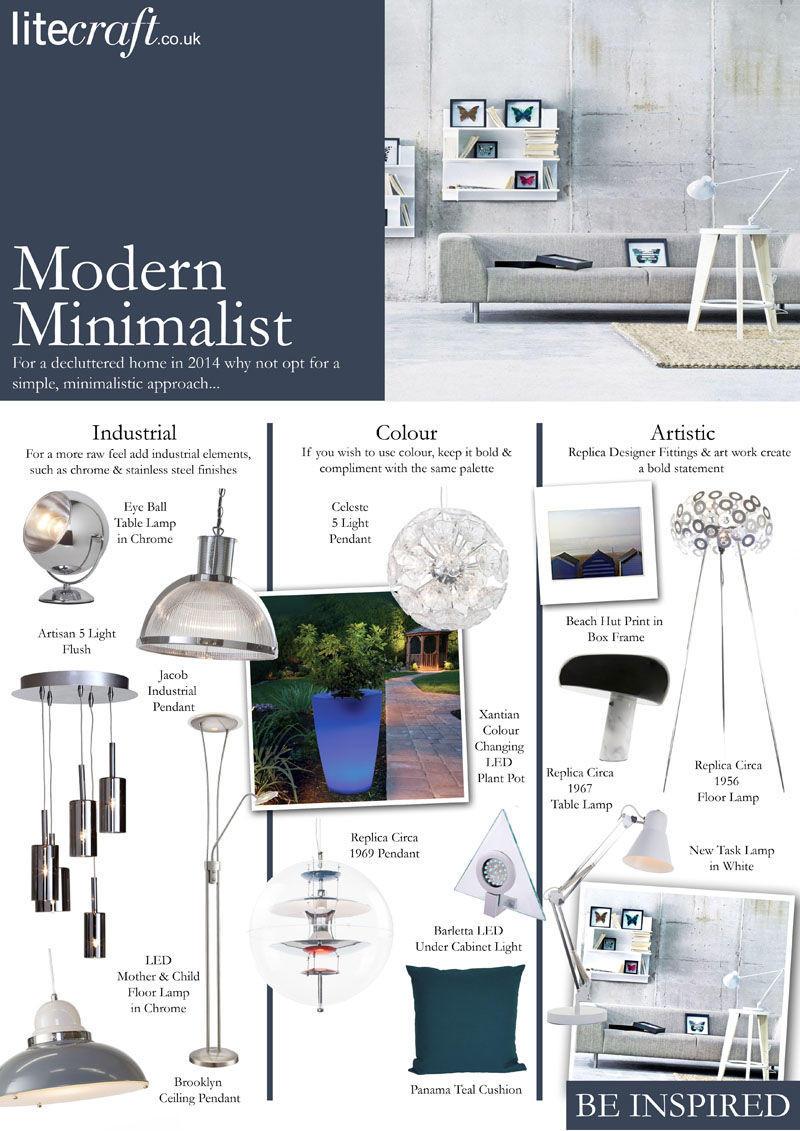 Modern Minimalist BE-INSPIRED Look Book