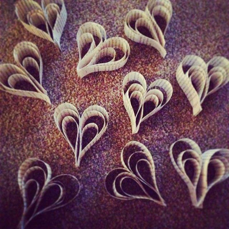 How to: Valentines Garland