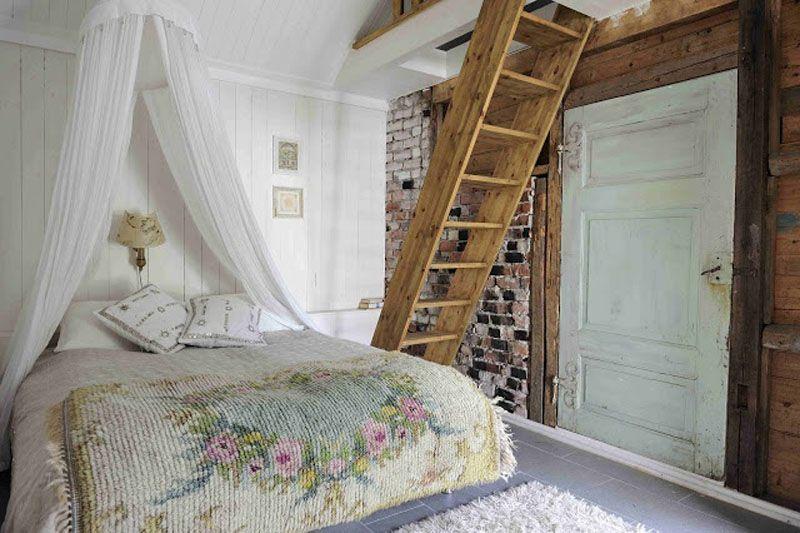 Industrial Rustic Bedroom