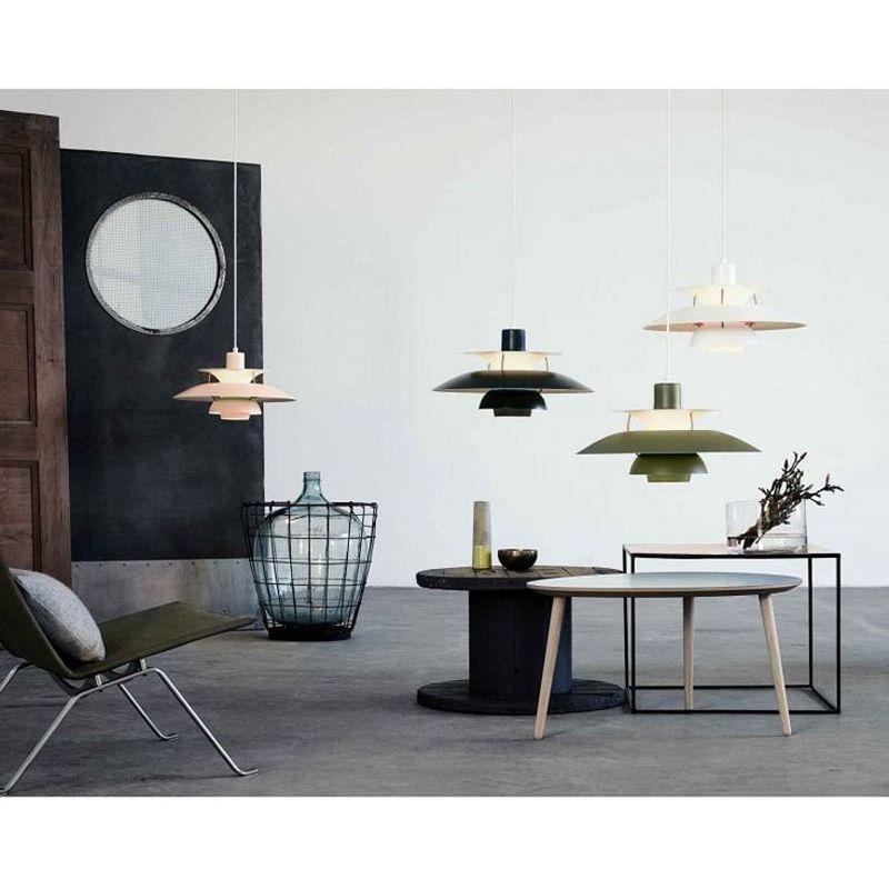 Poul Henningsen Inspired Pendants