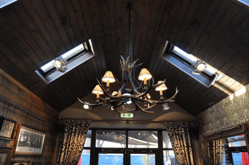 The Plough Interior