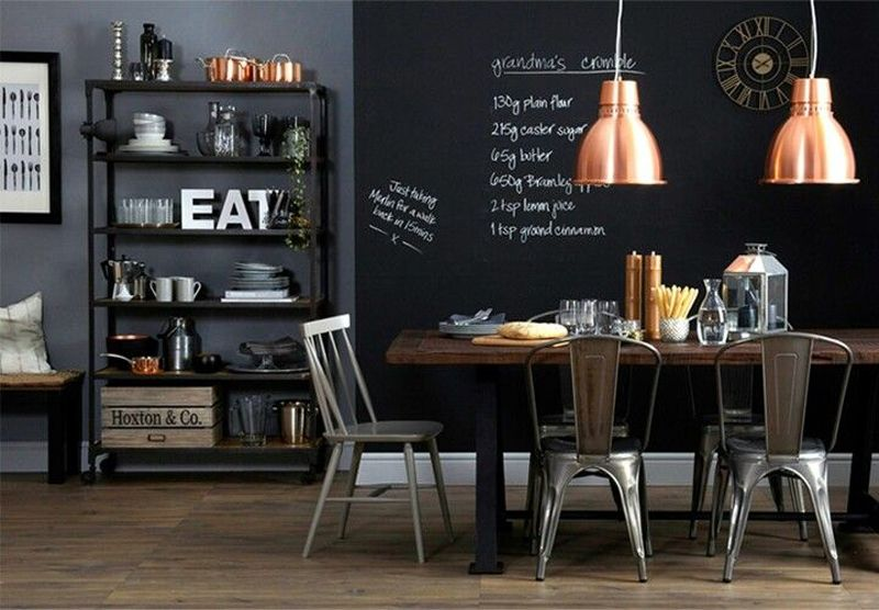 Copper Trend - Kitchen