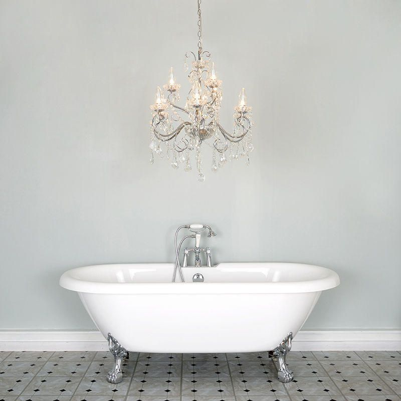 BathroomChandelier
