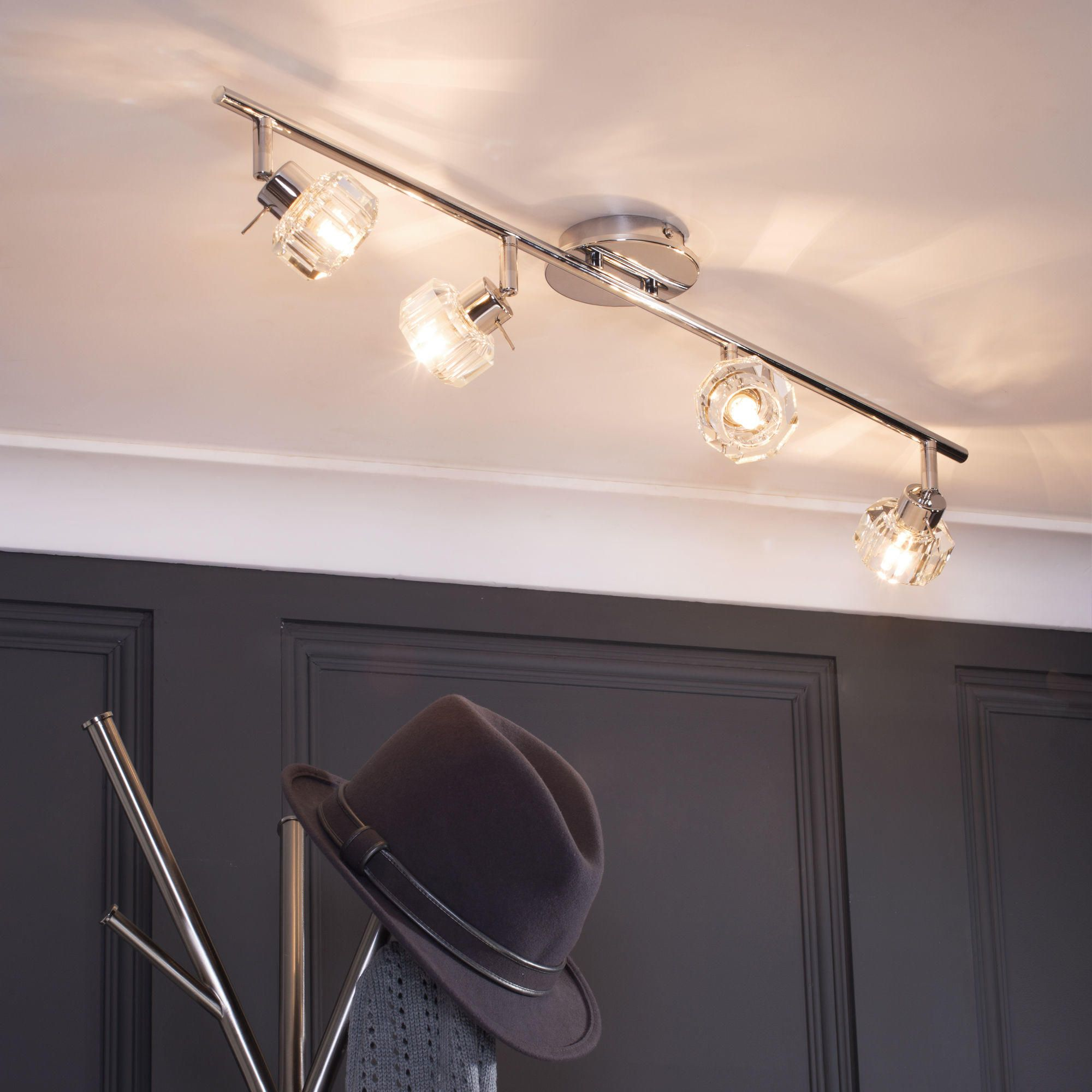 A Guide To Ceiling Spotlights And Downlights Litecraft