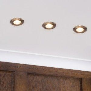 LED ceiling spotlights for the home
