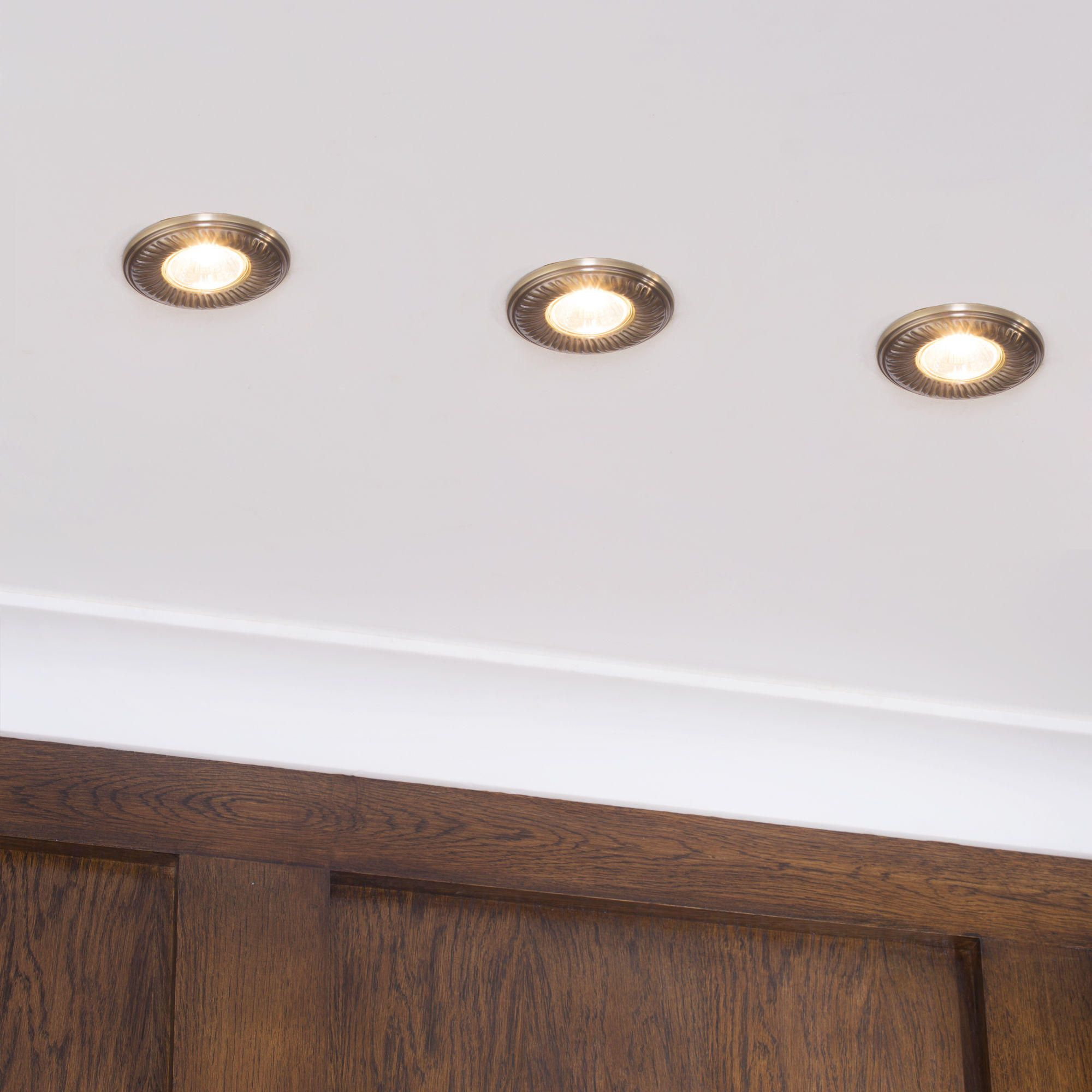 A Guide To Kitchen Lighting From Litecraft: A Guide To Ceiling Spotlights And Downlights