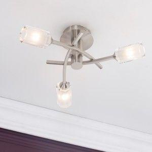 flush and semi flush ceiling lights from Litecraft
