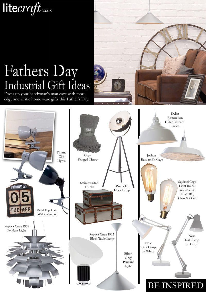 Fathers Day Gift Inspiration Look Book from Litecraft