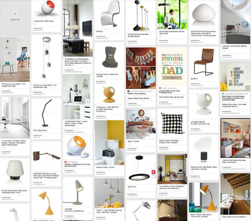 Home Office Lighting for Fathers Day Gift Inspiration from Litecraft