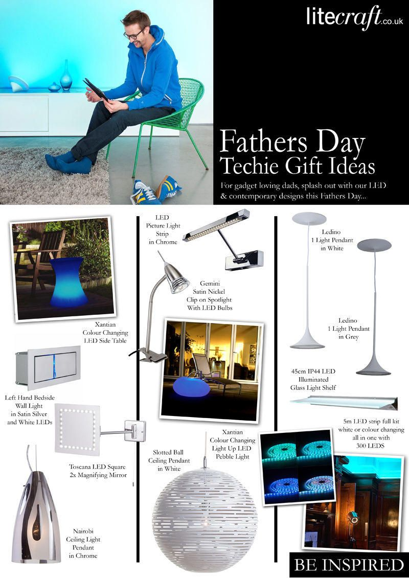 Fathers Day Gift Inspiration from Litecraft
