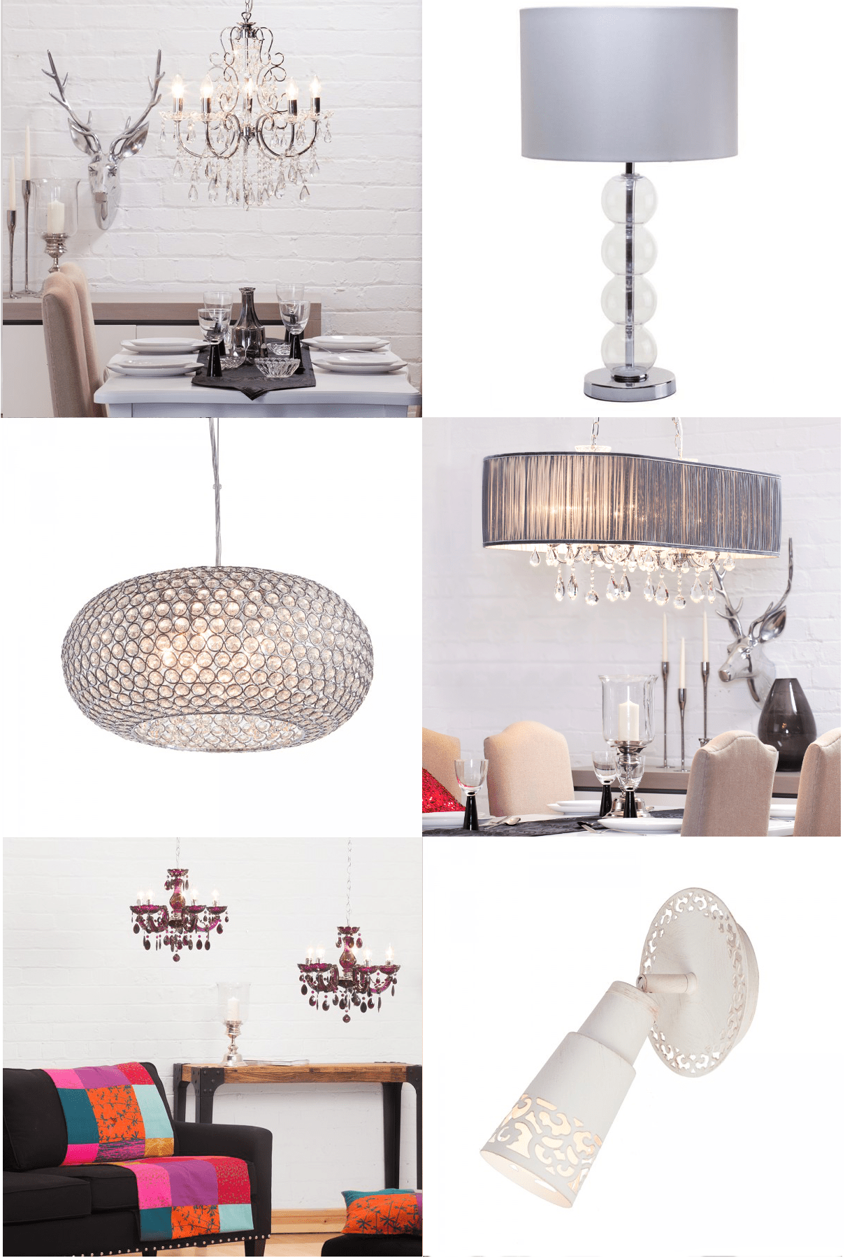 decorative light fittings glamorous lighting
