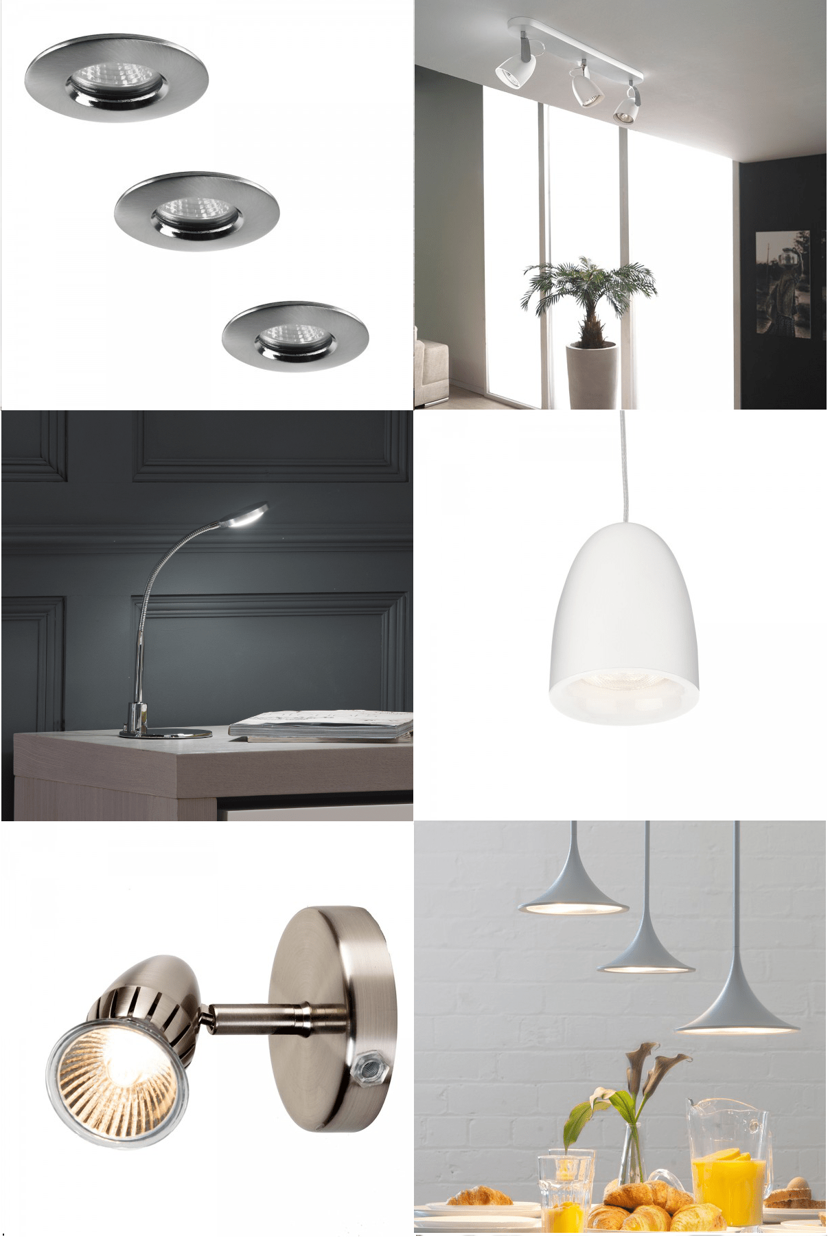 functional lighting minimalist style light fittings