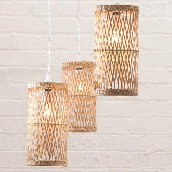 How to transform your lighting with lamp shades litecraft natural style light shades wicker litecraft aloadofball Gallery